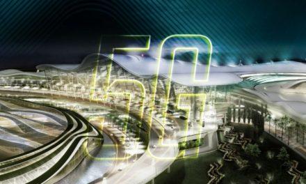 """مبنى مطار أبوظبي الجديد يثري تجربة المسافرين حول العالم بشبكة الجيل الخامس من """"اتصالات"""""""