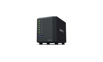 سينولوجي تطرح حلول DiskStation DS419slim لتكون بمثابة حلول التخزين السحابية في راحة يدك