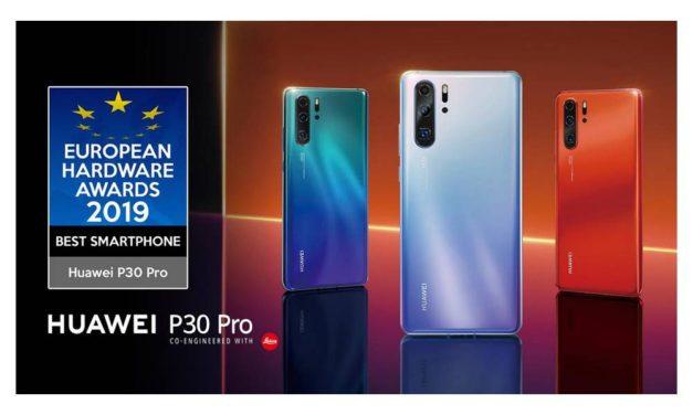 هواوي تفوز بلقب أفضل هاتف للعام 2019 من الجمعية الأوربية لتقييم الأجهزة الإلكترونية