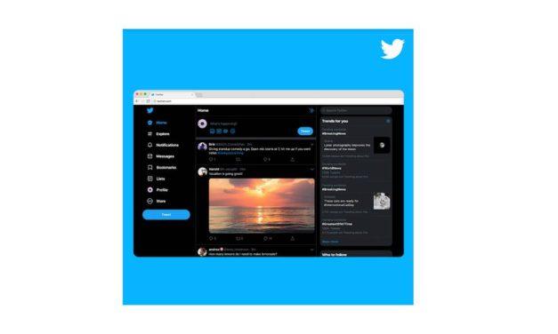 نقدم موقعTwitter.com  الجديد