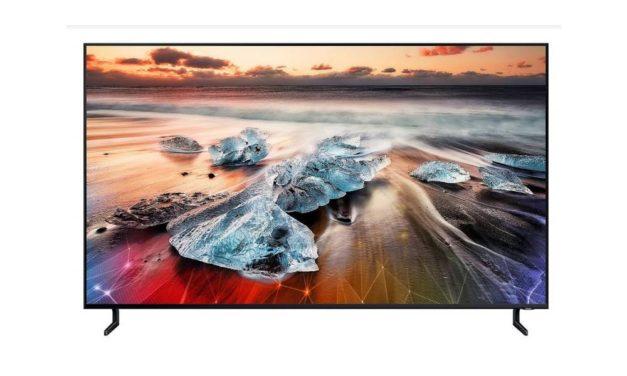 سامسونج تطلق أول وأكبر شاشاتها الجديدة بمقاس 98 بوصة بتقنية QLED 8K