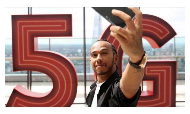 إريكسون وفودافون تطلقان تقنية الجيل الخامس في لندن