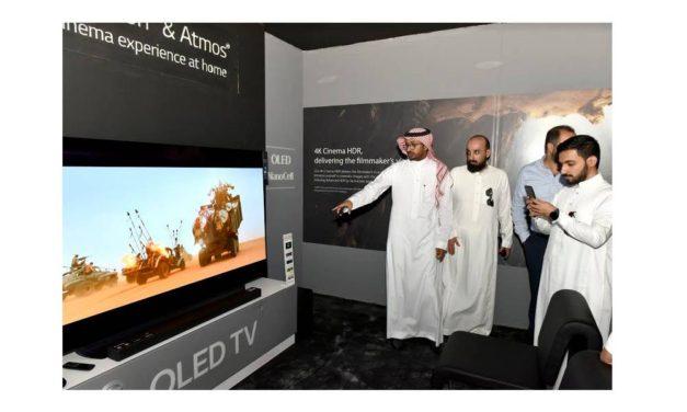إل جي تطلق أول أجهزة تلفزيون في العالم تدعم تقنية الذكاء الاصطناعي باللغة العربية