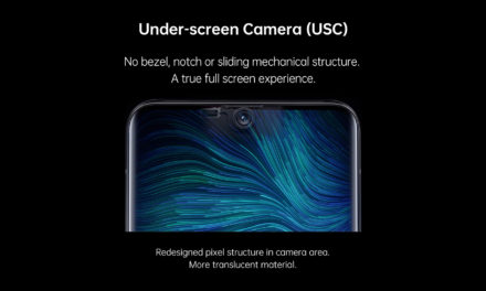 "OPPO تكشف عن تقنية ""الكاميرا تحت الشاشة"" المبتكرة خلال المؤتمر العالمي للهواتف الذكية 2019 في شنغهاي"