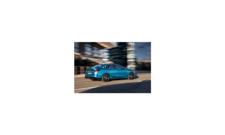 أول سيارة على الإطلاق من طراز BMW 2 Series Gran Coupe