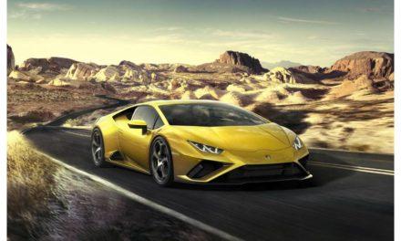 'لامبورغيني Huracán EVO RWD' الجديدة: سيطرة كاملة للسائق على القيادة السريعة المثيرة