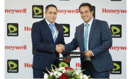 """إبرام اتفاقية بين """"هانيويل"""" و""""اتصالات مصر"""" و""""العاصمة الادارية للتنمية العمرانية"""""""