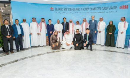 تماشياً مع رؤية المملكة نؤكد التزامنا بتمكين 10٫000 موهبة سعودية في تقنية المعلومات والاتصالات بحلول 2023