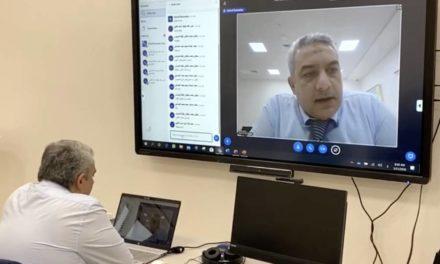 """الأكاديمية العربية للعلوم والتكنولوجيا والنقل البحري في الشارقة تبدأ تطبيق تكنولوجيا """"التعلم عن بعد"""""""