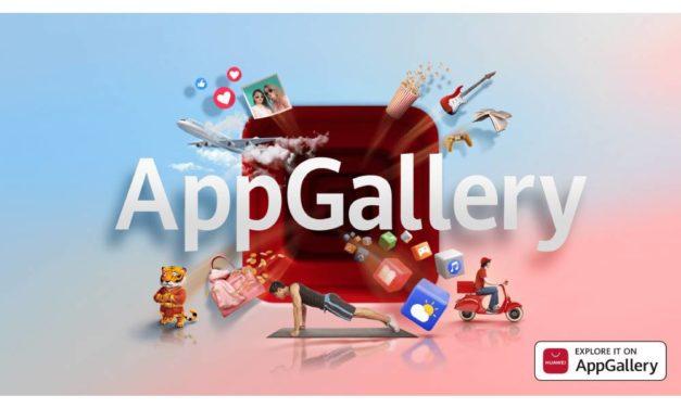 هواوي تطلق منصة HUAWEI AppGallery أحد أفضل ثلاث منصات لتوزيع التطبيقات عالميًا