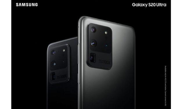 كاميرا Galaxy S20 Ultra تستخدم تقنية Nonacell الأولى من نوعها في العالم لإنتاج صور أكثر سطوعاً وفائقة الدقة