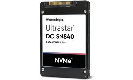 حلول NVMe ™ SSDs وNVMe-oF ™ من ويسترن ديجيتال توفر أساساً للجيل التالي من البنية التحتية المرنة للبيانات