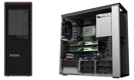 لينوفو تُطلق محطة العمل  ThinkStation P620لدعم تشغيل على التطبيقات ذات الاستهلاك العالي للطاقة وتسهيل تدفق العمل