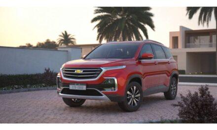 'شفروليه كابتيفا' الجديدة كلّياً: مركبة SUV مثالية للرحلات البرّية