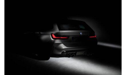 أبعاد جديدة من الديناميكية: BMW M GmbH تبدأ اختبارات القيادة على أول نسخة من طراز BMW M3 Touring
