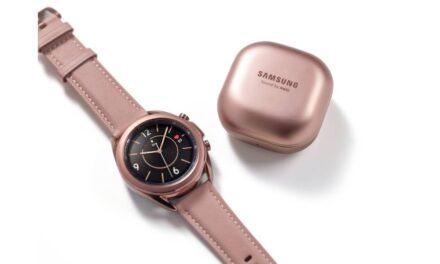 سامسونج تطلق ساعة Galaxy Watch3 الذكية وسماعة Galaxy Buds Live اللاسلكية بميزات جديدة