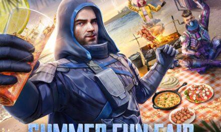 فعاليات الصيف من ببجي موبايل (معرض المرح الصيفي) تقدم أروع المغامرات والفعاليات الحية لعشاق اللعبة
