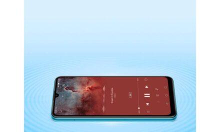 احصل على أفضل القدرات الموسيقية مع هاتف  HONOR 9A