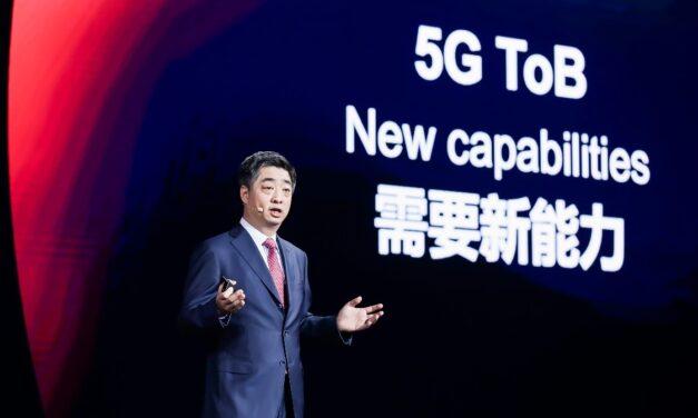 هواوي تطرح رؤية الجيل الجديد من تقنية الجيل الخامس 5.5G  واستراتيجيات تنمية القطاعات في المنتدى السنوي لشبكات النطاق العريض المتنقلة