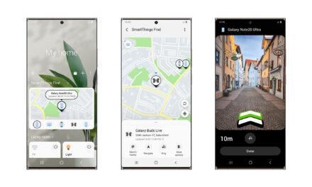 سامسونج تطلق تطبيق  SmartThings Findالمبتكر لتحديد موقع أجهزة Galaxy بسرعة وسهولة فائقتين