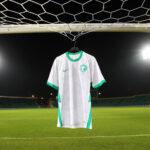 المنتخب الوطني السعودي يكشف عن زيه الأساسي والاحتياطي بالتعاون مع  Nike