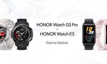 إطلاق ساعة HONOR Watch GS Pro وHONOR Watch ES رسمياً في المملكة العربية السعودية