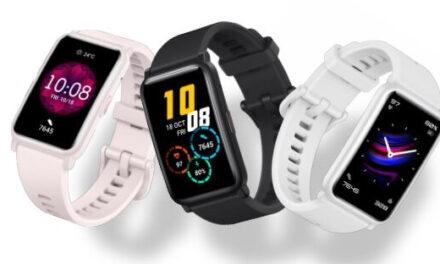 تحكّم في صحتك من الداخل إلى الخارج مع ساعة HONOR Watch ES جهاز جديد قابل للارتداء يطوّر ميزات التتبع لمراقبة الحالة الصحية بشكل مثالي