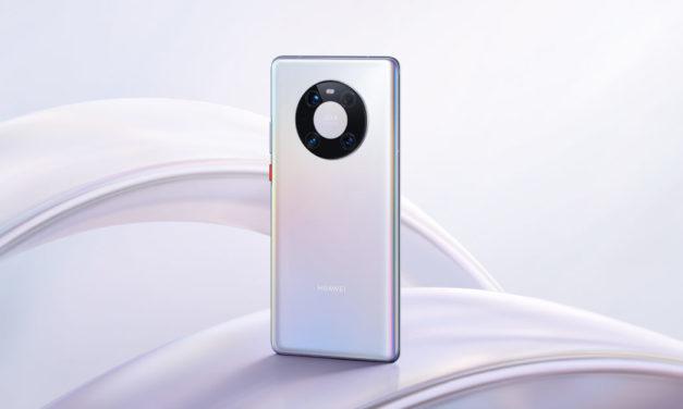 متوفر الآن في المملكة العربية السعودية ملك الأداء الفائق لشبكة الجيل الخامس 5G مع تصوير فيديوهات استثنائية وتصميم Space Ring المبدع: هاتف HUAWEI Mate40 Pro صمّم ليترك بصمته الخاصة