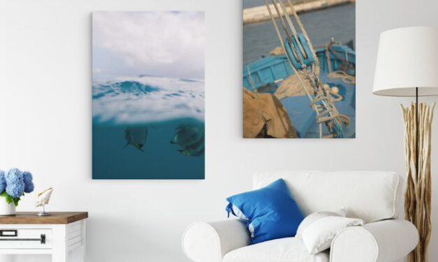 إنكوبية تطلق خدماتها لتزيين جدران الغرف بصور فوتوغرافية بلمسة شخصية