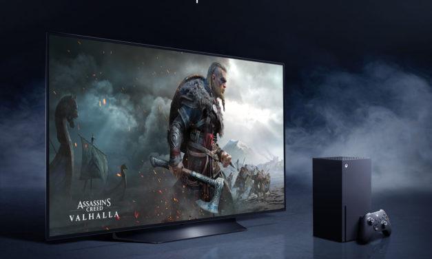 """تلفاز """"إل جي OLED"""" و"""" إكس سيرس من إكس بوكس"""" يقدمان تجربة لعب مذهلة مزودة بتقنيات الجيل القادم"""