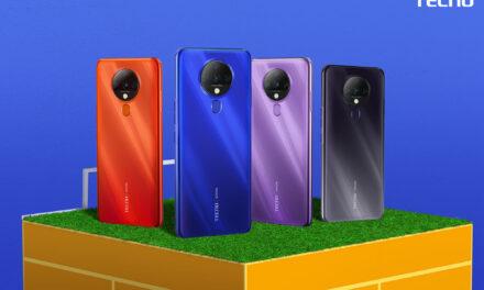 تكنو موبايل تعزز مجموعة هواتفها الذكية بطرح هاتف Spark 6 المطور كلياً في منطقة الشرق الاوسط وشمال إفريقيا