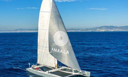 """أمالا وبرنامج علوم المحيطات """"أوسيانو سونتيفيك"""" يُبحران في رحلة بحثية بيئية"""