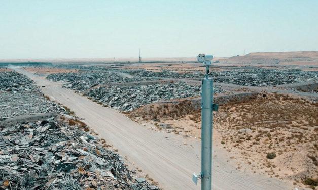 """""""إيفوتك"""" تطبّق نظام مراقبة قائم على الذكاء الاصطناعي في إدارة أمن مكبات النفايات التابعة لـ """"بيئة"""""""