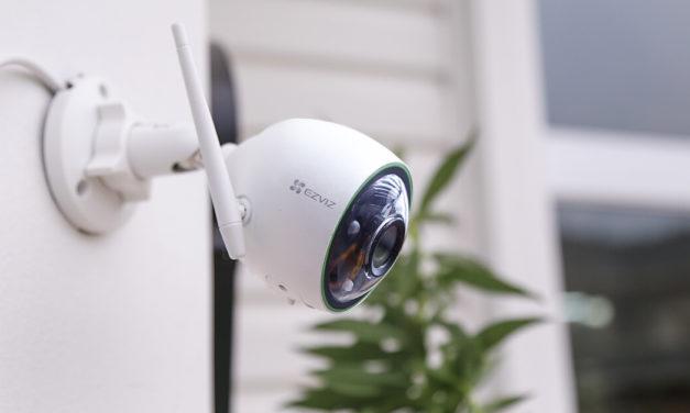 شركة EZVIZ تطلق كاميرا C3N الجديدة لحماية المنزل الخارجية في الشرق الأوسط