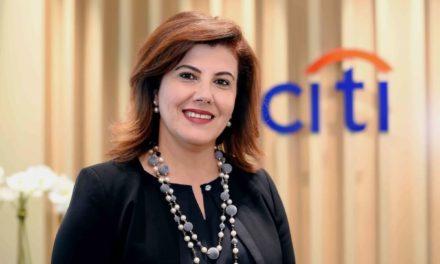 مجموعة سيتي المصرفية تُعيّن إليسار فرح أنطونيوس كأول سيّدة تدير عملياتها في الشرق الأوسط وشمال إفريقيا