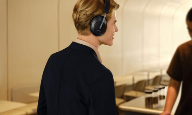 سماعات الرأس اللاسلكية HUAWEI FreeBuds Studio توفر تقنية إلغاء الضجيج النشطة الديناميكية والذكية مع تجربة صوت عالية الدقة وراحة في الاستخدام