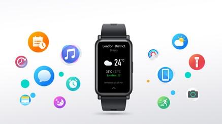 ساعة HONOR Watch ES: صممت لتمنحكم إطلالة جميلة ولتعزز العناية بصحتكم