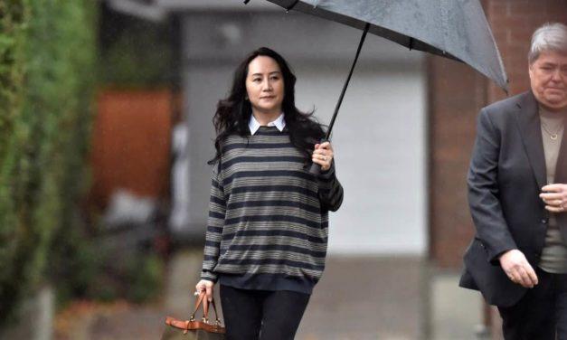 قضية المديرة المالية لشركة هواوي في المحكمة الكندية تكسر حاجز العامين