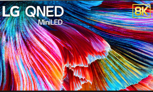 إل جي تكشف عن أول تلفزيون QNED MINI LED لدى الشركة خلال معرض الإلكترونيات الاستهلاكية الافتراضي 2021 #CES2021