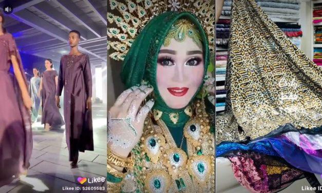 """صانعو المحتوى على """"لايكي"""" يعرضون آخر صيحات الموضة والأزياء السائدة حالياً في منطقة الشرق الأوسط وشمال إفريقيا"""