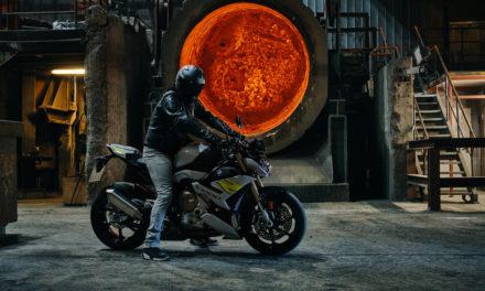 الدراجة النارية الجديدة S 1000 R