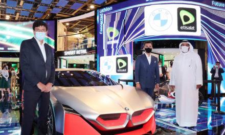 """تعاون بين مجموعة BMW الشرق الأوسط و""""اتصالات"""" لتفعيل خدمات القيادة المتصلة ConnectedDrive في الإمارات"""