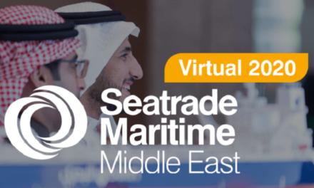 سيتريد الشرق الأوسط للقطاع البحري 2020 يشهد إقبالاً كبيرًا في نسخته الافتراضية الأولى من الشركات وقادة الصناعة