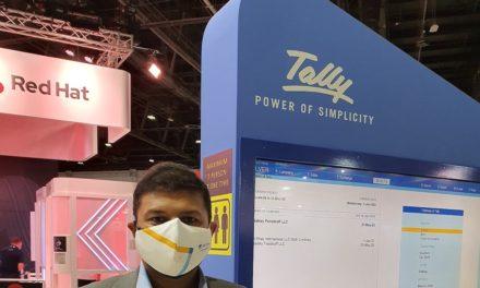 تالي سوليوشنز تستعرض نظام تشغيل (TallyPrime) الرائد لإدارة الأعمال خلال (جيتكس 2020)