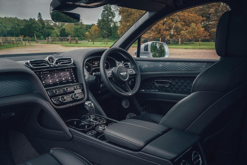 Image 12 - Bentley Bentayga V8 Front Cabin