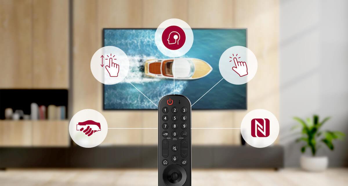 نظام تلفزيونات WEBOS 6.0 الذكي من إل جي صمم لتحسين طريقة عرض المشاهدين للمحتوى اليوم