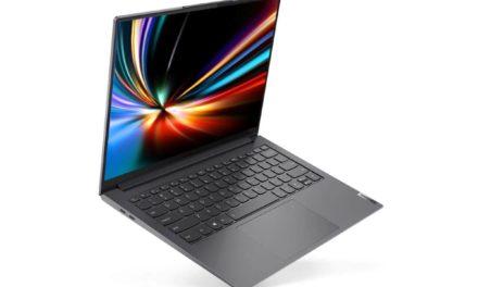 حاسوب Lenovo Yoga Slim 7i Pro المحمول أصبح مزود بشاشة OLED
