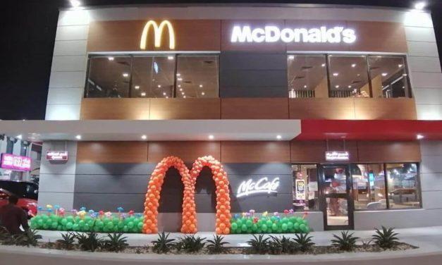 """""""تشيكن ماك وينجز"""" من ماكدونالدز دجاج  تربية سعودية من مزارع التنمية"""