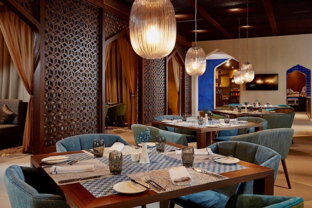 Shaza Riyadh - MeNa Restaurant