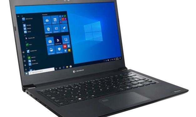"""""""دينابوك"""" تدعم حواسيبها الرئيسية بالجيل الحادي عشر من معالجات Intel ® Core TM"""